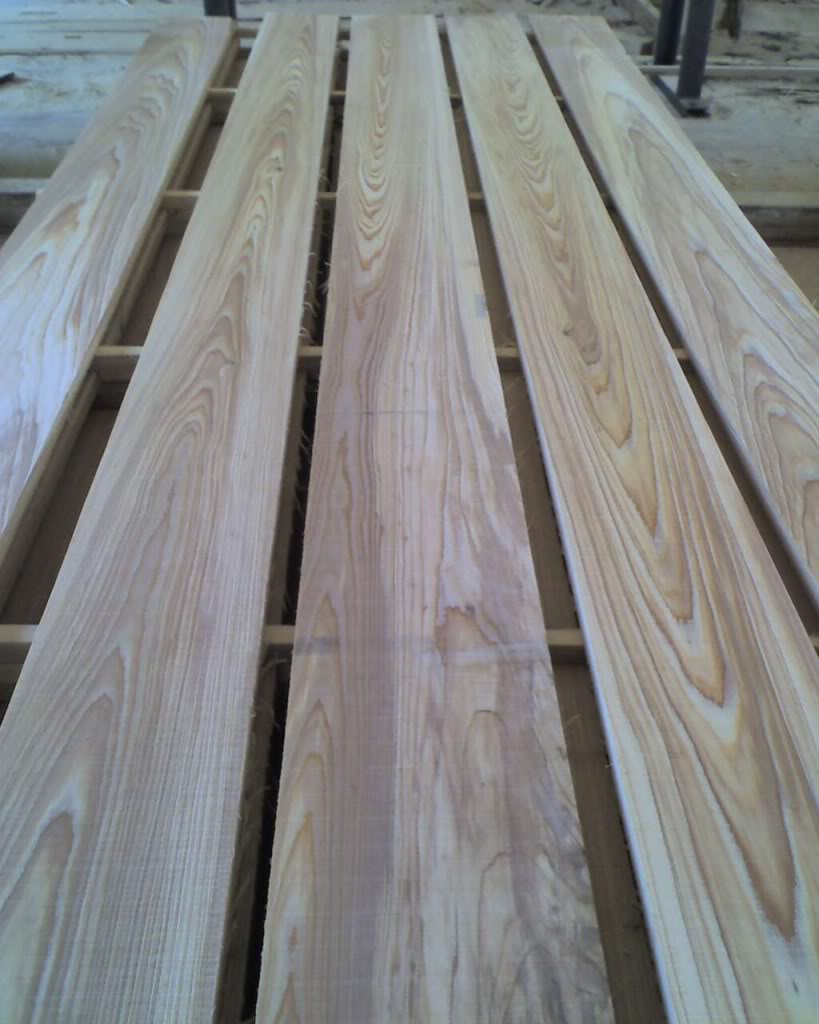 Raw Rough Sawn Douglas Fir More Wood Species